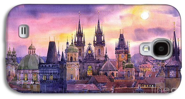 Prague City Of Hundres Spiers Variant Galaxy S4 Case