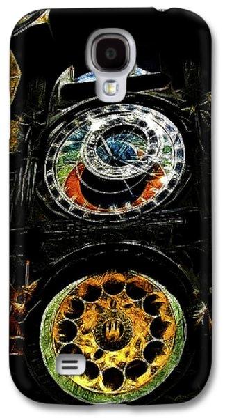 Prague Clock Galaxy S4 Case