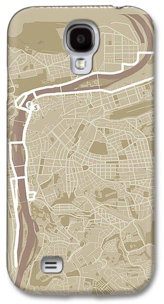 Prague Half Marathon #1 Galaxy S4 Case
