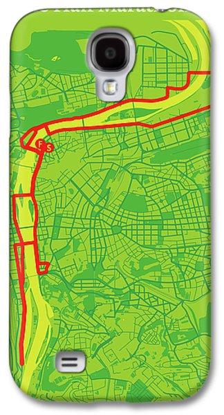 Prague Half Marathon #2 Galaxy S4 Case