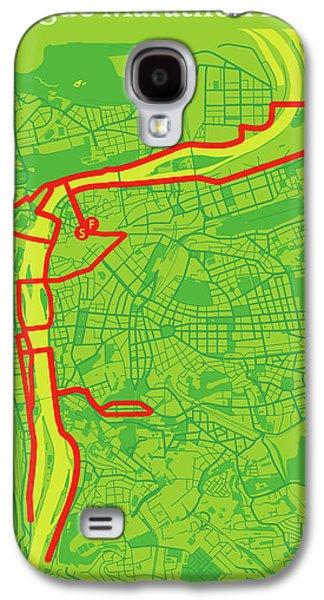 Prague Marathon #2 Galaxy S4 Case