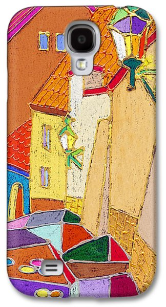 Prague Old Street Ceminska Novy Svet Galaxy S4 Case