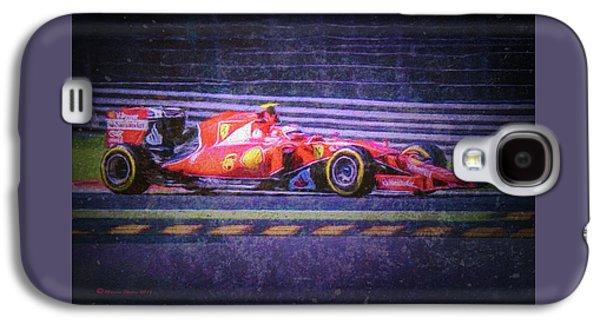 Prancing Horse Vettel Galaxy S4 Case