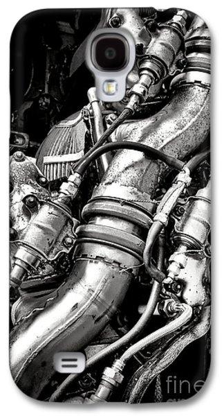Pratt And Whitney Engine Galaxy S4 Case