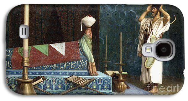 Prayer At The Sultan's Room  The Grief Of Akubar  Galaxy S4 Case