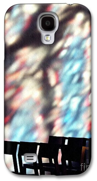 Prayers In Color Galaxy S4 Case by Sarah Loft