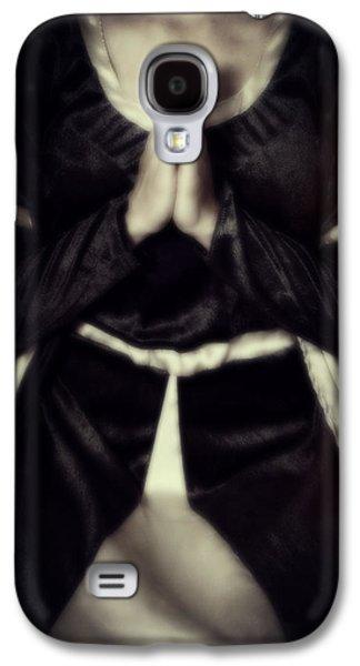 Praying Galaxy S4 Case by Joana Kruse
