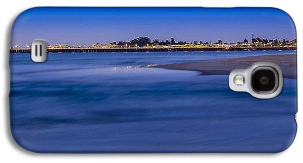 Pre Dawn In Santa Cruz Galaxy S4 Case by Steve Spiliotopoulos