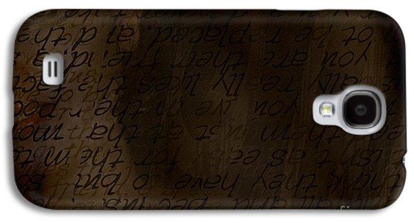 Preliminary Galaxy S4 Case