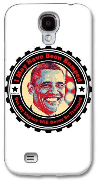 Joe Biden Galaxy S4 Case - President Barack Obama  by Firsttees Motivational Artwork