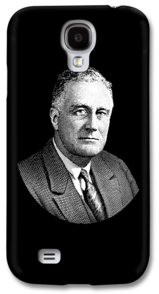 President Franklin Roosevelt Graphic Galaxy S4 Case