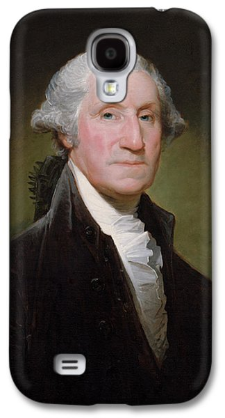 President George Washington Galaxy S4 Case