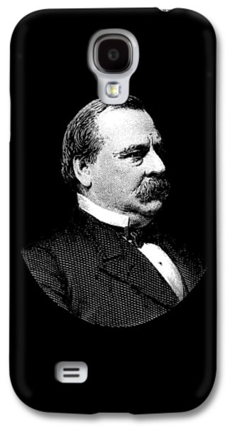 President Grover Cleveland Graphic Galaxy S4 Case