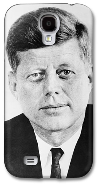Camelot Galaxy S4 Cases - President John F. Kennedy Galaxy S4 Case by War Is Hell Store