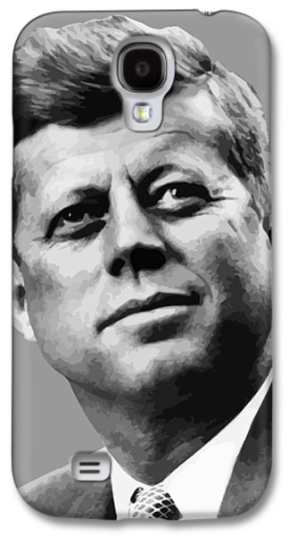 Pig Galaxy S4 Case - President Kennedy by War Is Hell Store