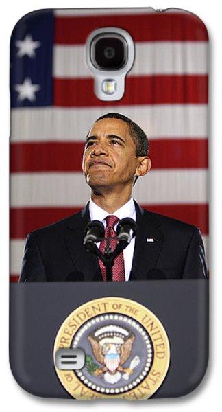 President Obama Galaxy S4 Case