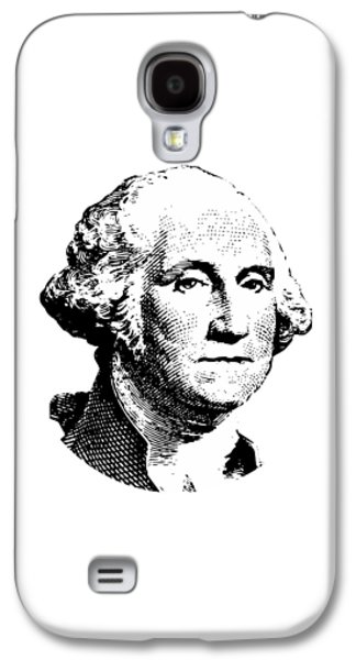 President Washington Galaxy S4 Case
