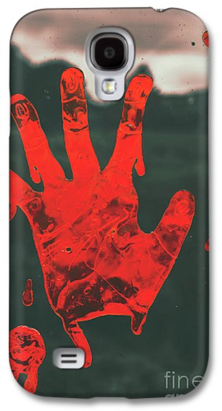 Shock Galaxy S4 Case - Pressing Terror by Jorgo Photography - Wall Art Gallery