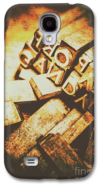 Pressing The Hegelian Dialectic   Galaxy S4 Case by Jorgo Photography - Wall Art Gallery