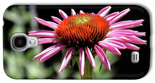 Pretty Pink Coneflower Galaxy S4 Case