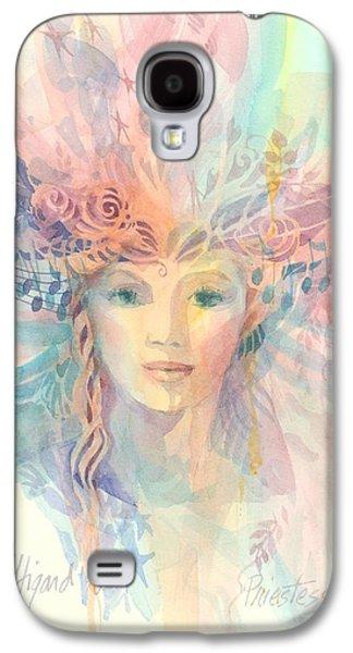 Priestess Galaxy S4 Case