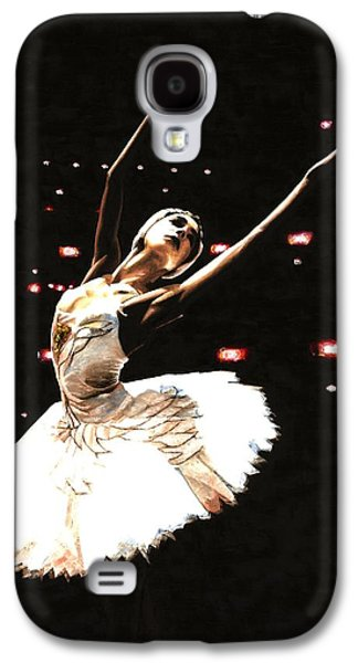 Prima Ballerina Galaxy S4 Case by Richard Young