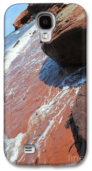 Prince Edward Island Ocean Shore Galaxy S4 Case