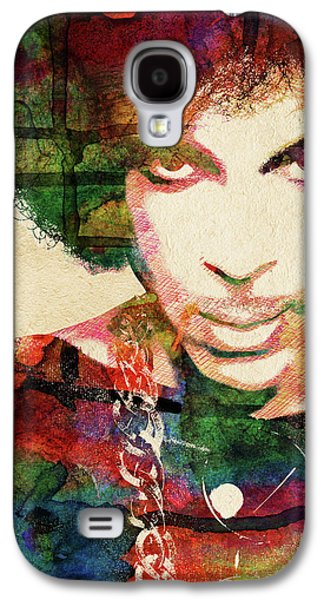 Prince Galaxy S4 Case by Mihaela Pater