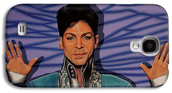 Rhythm And Blues Galaxy S4 Case - Prince 2 by Paul Meijering