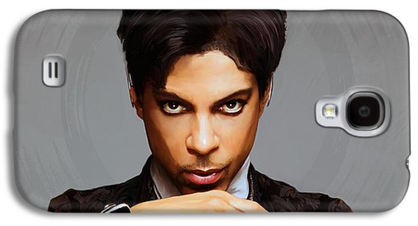Prince Galaxy S4 Case by Paul Tagliamonte