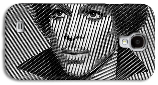Prince - Tribute In Black And White Sketch Galaxy S4 Case
