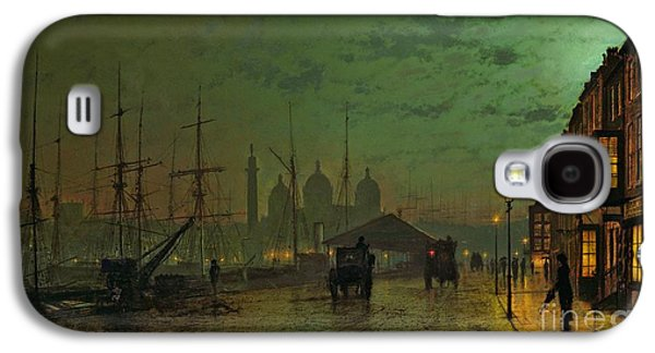 Prince's Dock Hull Galaxy S4 Case