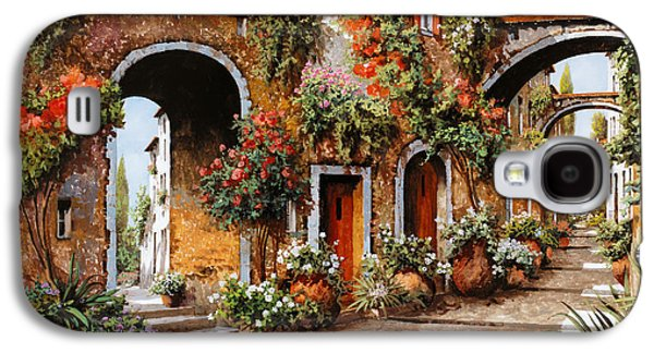 Profumi Di Paese Galaxy S4 Case by Guido Borelli