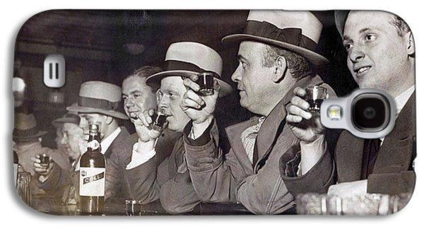 Prohibition Ends Dec 5, 1933 Galaxy S4 Case by Daniel Hagerman