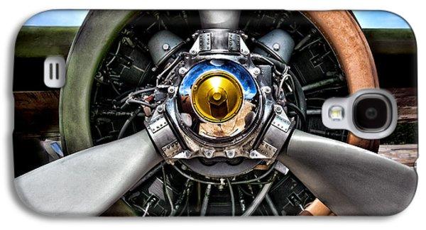 Propeller Art   Galaxy S4 Case