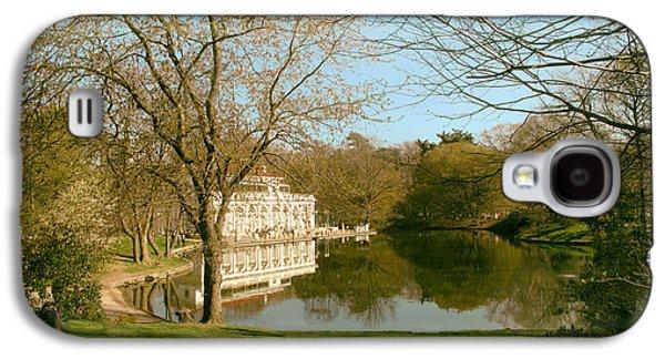 Prospect Park Boathouse Galaxy S4 Case