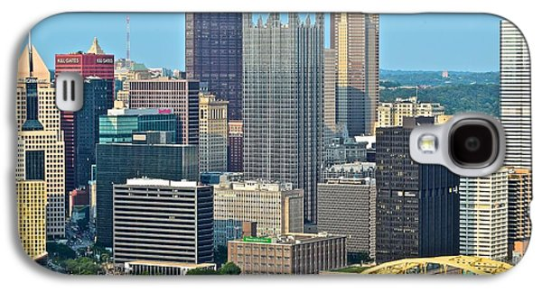 Proud Pittsburgh Galaxy S4 Case
