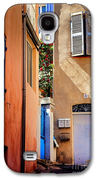 Provencal Passage  Galaxy S4 Case by Olivier Le Queinec