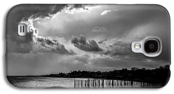 Provincetown Storm Galaxy S4 Case