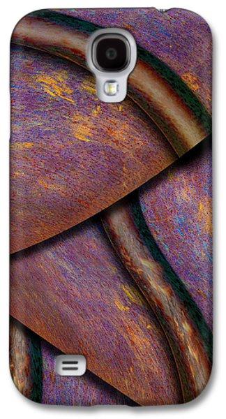 Psychedelic Pi Galaxy S4 Case