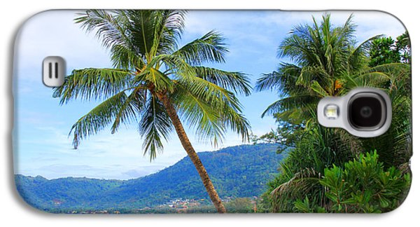 Phuket Patong Beach Galaxy S4 Case by Mark Ashkenazi