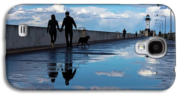 Puddle-licious Galaxy S4 Case by Mary Amerman