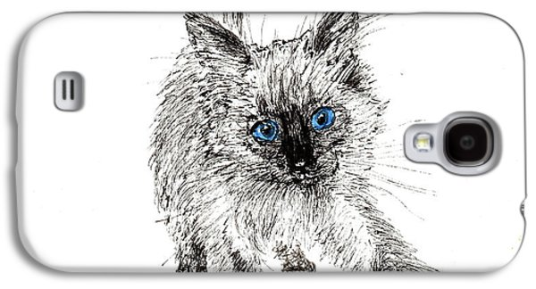 Pudsquiz Belina On The Prowl  Galaxy S4 Case