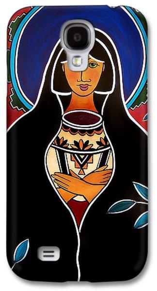 Pueblo Madonna Galaxy S4 Case