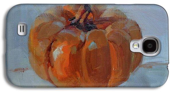 Pumpkin Alone  Galaxy S4 Case