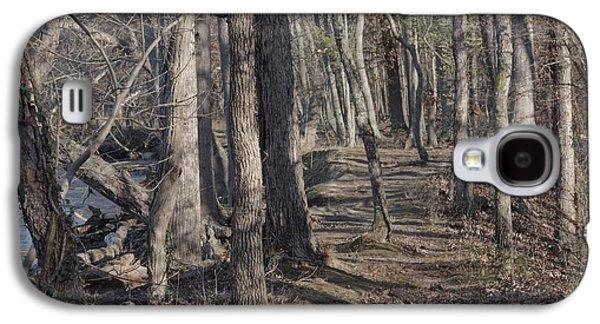 Pumpkin Ash Trail Galaxy S4 Case