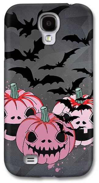 Pumpkin  Galaxy S4 Case by Mark Ashkenazi