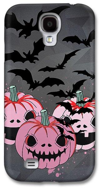 Pumpkin  Galaxy S4 Case