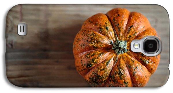 Pumpkin Galaxy S4 Case - Pumpkin by Nailia Schwarz