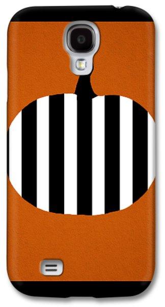 Pumpkin Galaxy S4 Case by Art Spectrum